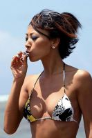 Bai Ling beach find by lowerrider