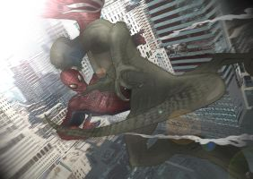 The Amazing Spider-man by MatthewHogben