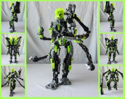 Project LIME: Stryka by WDenniz