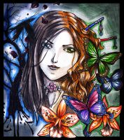 Bipolar - Colored Pencil Ver by kungfubellydancer
