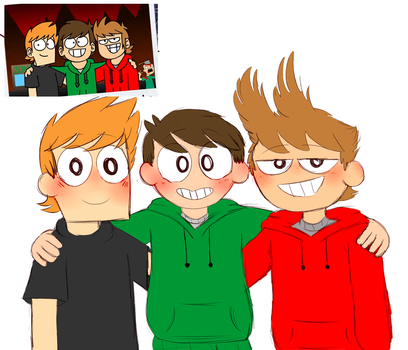 eddsworld screencap redraw by curdled-soup