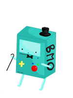 BMO Fance by JiggleJello