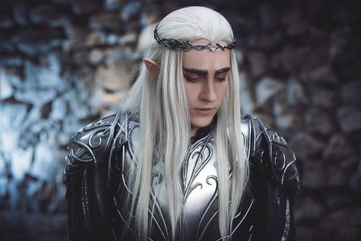 new Thranduil by TheIdeaFix
