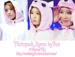 Photopack Jiyeon - By Ace by AceBaby23