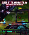Elise Stream Overlay by DrEaMdSiNeR