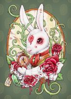 Rabbit Hole by Medusa-Dollmaker
