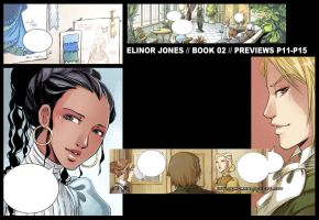Elinor Jones book2 p.11-15 by auroreblackcat