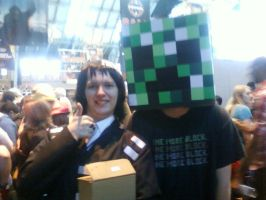 Death VS The Creeper by TommEdge4Life