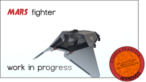 MARS fighter WIP 01 by galantyshow