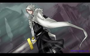 Crowned clown D. Gray-man by nomenesss