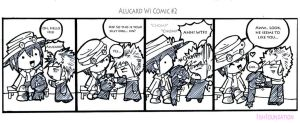 Alucard Wi Comic 2 by FishFoundation