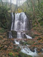 Waterfall in Macedonia by Stef43