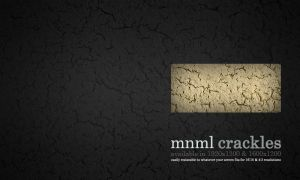 mnml crackles by sensign