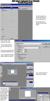 Quick Image ready Tutorial by edloen