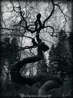 Tortured tree by CountessBloody