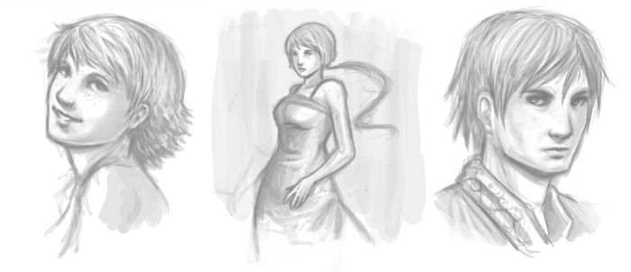 Test Sketches 08012009 by SilentReaper