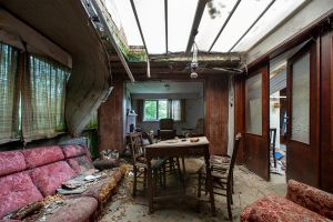 Pierre's place by CyrnicUrbex