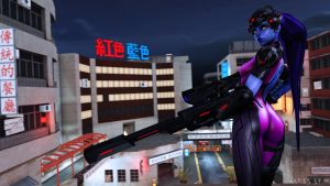 Widowmaker Ver 2 by iAR3S