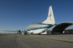 NASA Super Guppy Makes Special Delivery_3 by jswis