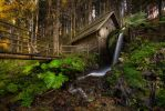 The old mill by TomazKlemensak