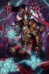 Indra-God of Thunder Lv3 by DiegoGisbertLlorens