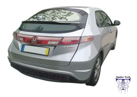 Honda Civic Vector by SpiderTech