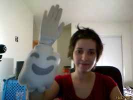 Hi5 Ghost Costume by fire-camel
