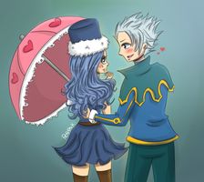 Juvia Don't Feel Bad by PoOfyPink