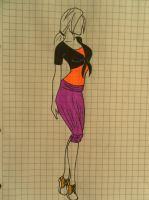 model clothes 2 by LastAngel18