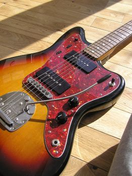 Jazzmaster by pete-c-89