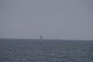Sailboat race by MonthBeforeMay92