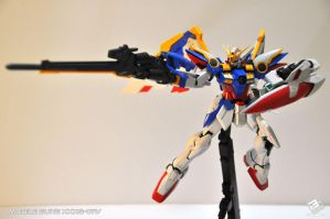 Wing Gundam EW 07 by B-Werx
