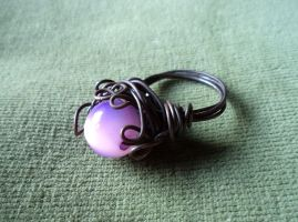 Wired ring by UEdkaFShopie