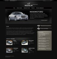 Atlantis M, Maximotorz by lakinkley