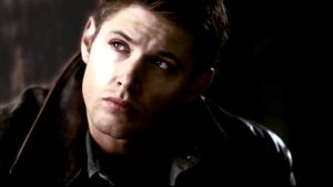 Dean Winchester - painting by Dschuleiya