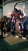 Meeting Optimus Again by sonicshadowlover13