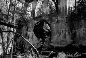 Abandoned Carbide Mill XIV by NRT