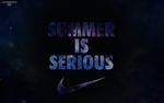 DeviantArt: More Like #SummerIsSerious Nike Basketball by Hecziaa