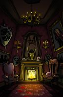 The OWSLA Room by Nanaga