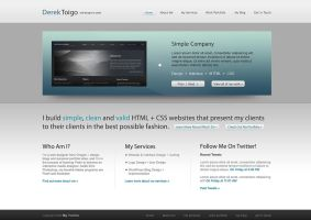 derektoigo.com Homepage v2 by acidflow