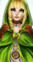 Linkle by Nasuki100