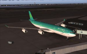 Aer Lingus A340-300 by B737TheAirliner