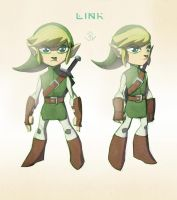 Link by TJFuZioN