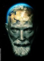 The Earth and Man by dannykojima