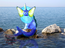 Real Vaporeon by chili19