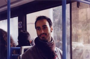 Silvio on the bus by ClemIsNoise