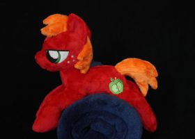 Big Macintosh Shoulderpony by Siora86