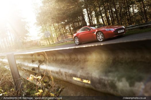 Aston Martin V8 Vantage 1 by dean-photo
