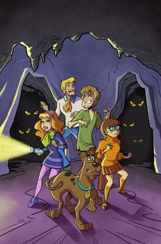 Scooby Doo - The Case of the Creepy Cave Creatures by BillWalko