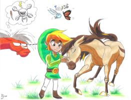 Link meets Celine-Trade by BlueLink